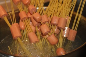 Spaghettis Tentaculaires 2
