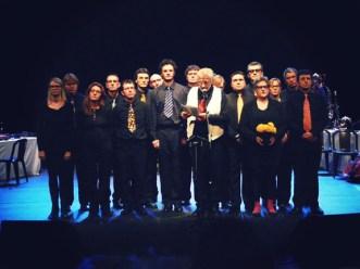 Spectacle des 30 ans de l'Orchestre du Grand Turc