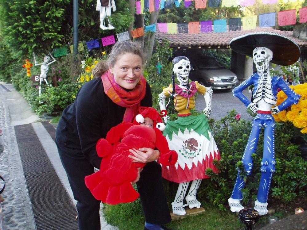 TRADITIONS LATINO-AMERICAINES: MEXIQUE ET LA FÊTE DE MORTS (2/6)