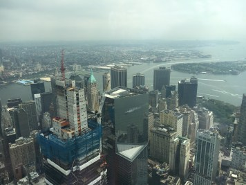 vue de la One World Trade Center
