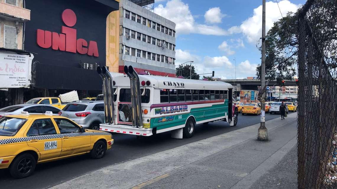 Vidéos Panama City