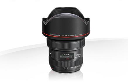 Canon EF 11-24mm f/4 USM