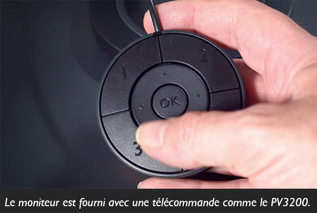 Télécommande BenQ SW320