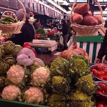 Galapagos au marché