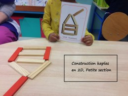 construction kaplas PS 2D