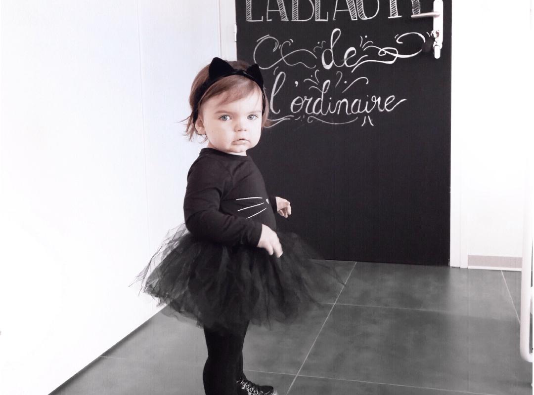 Déguisement bébé Halloween