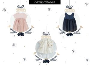 Sélection vêtement noël bébé