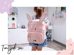SAC A DOS RENTREE MATERNELLE