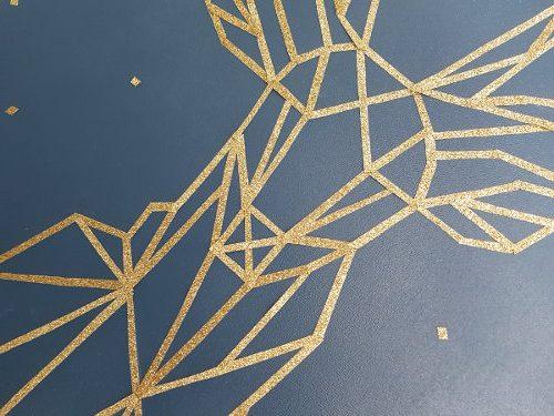 Créer des tableaux avec du masking tape