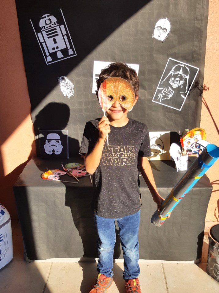 star wars party 13