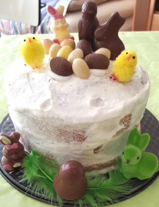 gâteau surprise entier