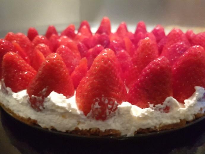 tarte fraises 7