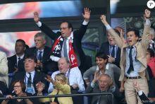 FH soutient les Bleus Euro 2016 France Irlande 260616