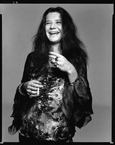 Janis Joplin par Richard Avedon 1969