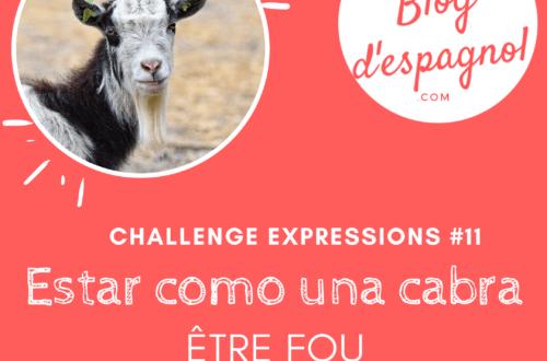 Expression estar como una cabra