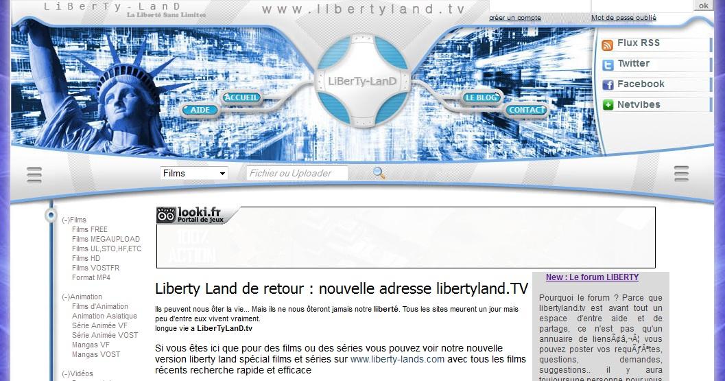 liberty land renait de ses cendres le blog des tendances. Black Bedroom Furniture Sets. Home Design Ideas