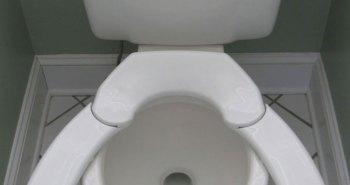 siège de toilette réglable