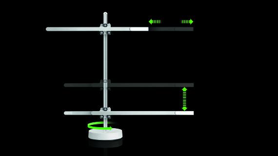 lampe dyson dyson cr e une lampe qui peut durer 37 ans. Black Bedroom Furniture Sets. Home Design Ideas