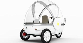 UOU voiture électrique