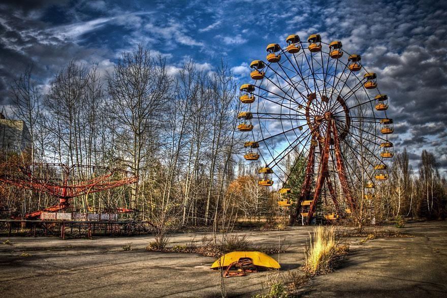 Le site de tchernobyl pourrait devenir une immense ferme solaire