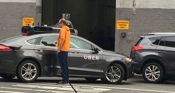 programme de voitures semi-autonomes d'Uber