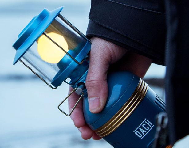 Lunar LED – Une réinterprétation moderne de la lanterne