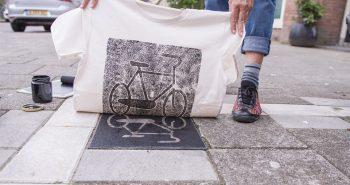 Guerrilla Apparel vetements street art Raubdruckerin