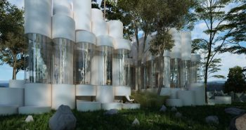 Cylinder House
