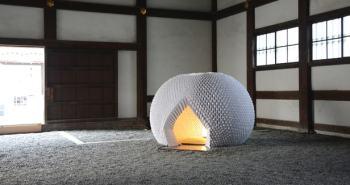 Shi-An igloo origami