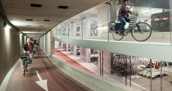 plus grand parc à vélo au monde
