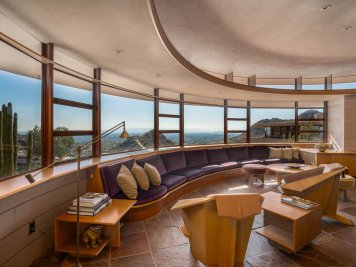 La dernière maison conçue par Frank Lloyd Wright en vente à 3,25 millions de dollars