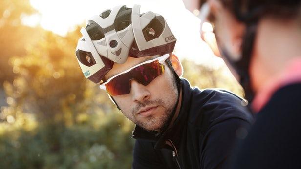The Edge – Le casque à double caméra pour les cyclistes