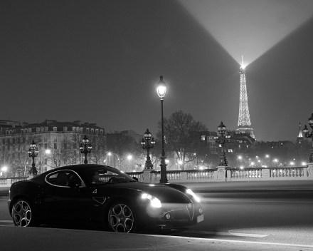 Luxo em Paris