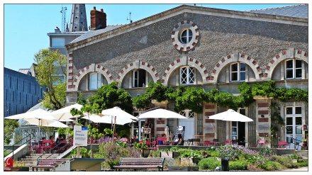 O bar do Jardin des Plantes