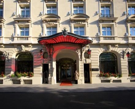 Royal Monceau Rafes em Paris