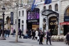 Sephora Champs Elysees