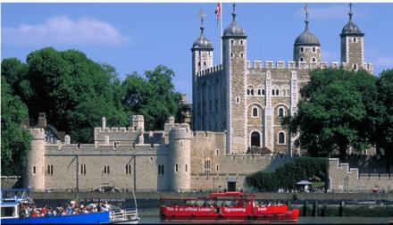 Londres, vencedora dos Awards mundiais 2016