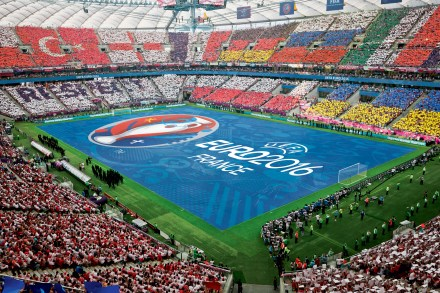 Festa de abertura do UEFA Euro 2016