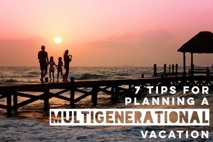 As agencias apostam nas viagens multigerações
