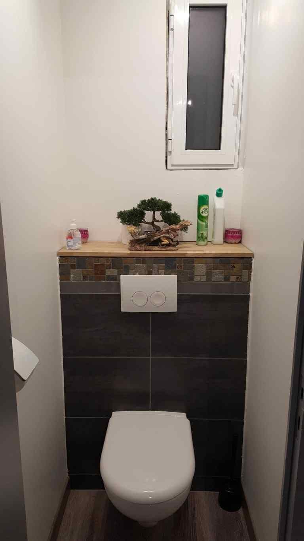 WC neuf