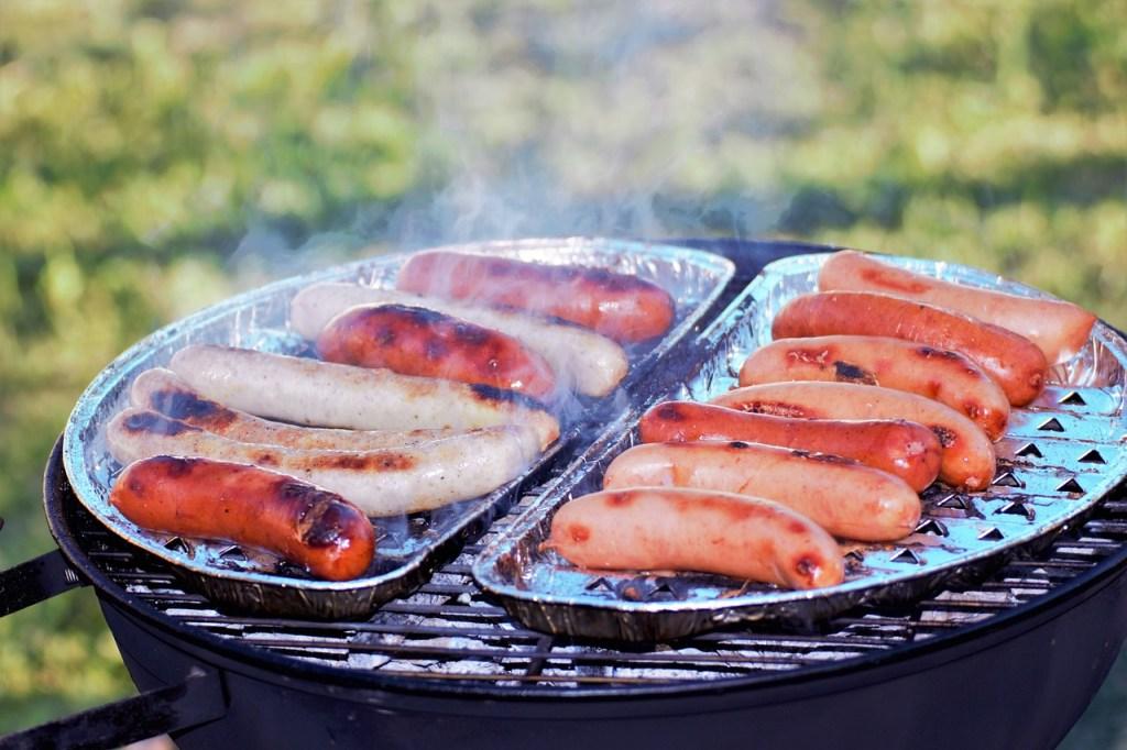 Barbecue pas cher pour espace de cuisson extérieur