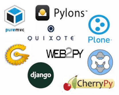 Liste des frameworks python