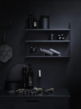 Le noir dans votre cuisine - Le blog du hérisson