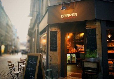 Corner Coffee à Metz - Le blog du hérisson