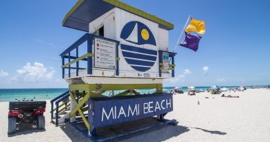 Miami Beach - Le blog du hérisson