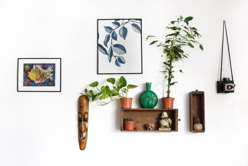 La décoration murale, par l'image et par l'objet - Le blog du hérisson