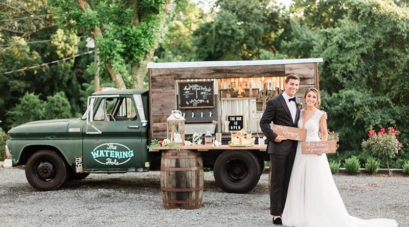 5 bars à cocktails insolites pour votre mariage - Le blog du hérisson