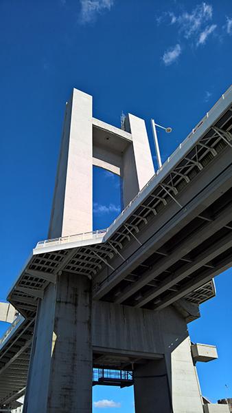 Pont de Recouvrance à Brest | Finistère - Le blog du hérisson