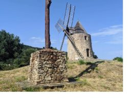 Moulin Saint-Roch - Le blog du hérisson