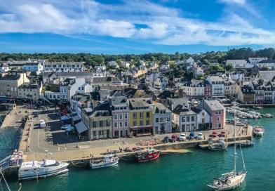 Flâner à Belle-Île-en-Mer   Morbihan - Le blog du hérisson